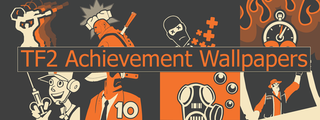 Illustration for article titled The Complete Set of Team Fortress 2 Achievement Icons