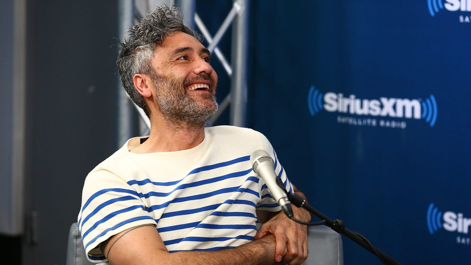 "Kathleen Kennedy says she'd ""love for"" Taika Waititi to direct a Star Wars movie"