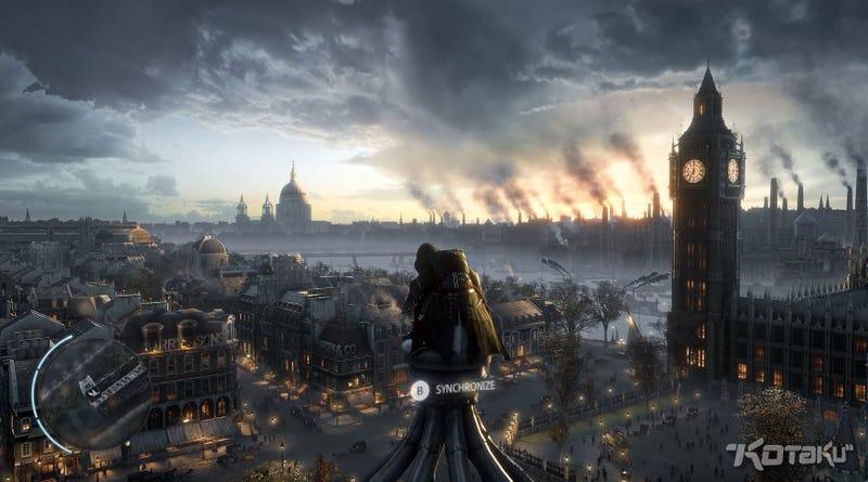 Este es el nuevo Assassin's Creed: ambientado en el Londres victoriano