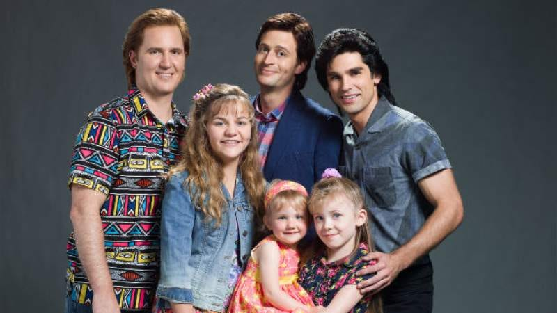 Illustration for article titled Lifetime releases the requisite insulting cast photo from Full House movie