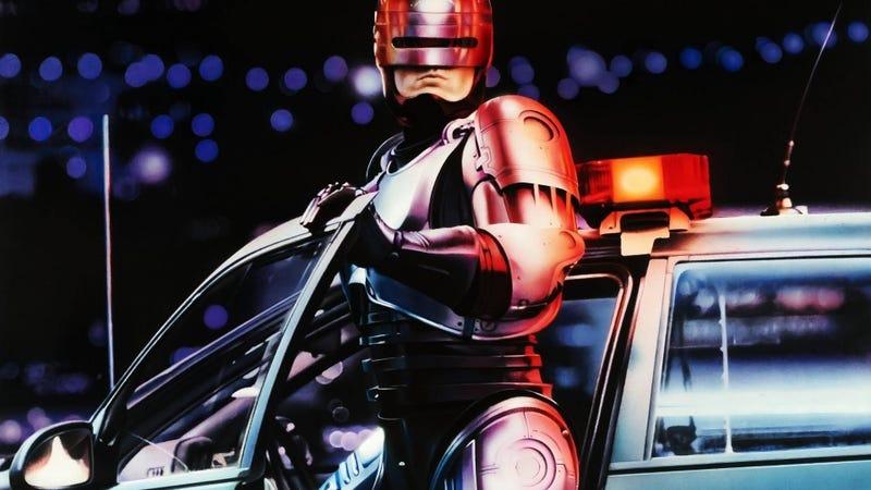 Illustration for article titled Las patrullas de policía del futuro según Ford serán autónomas y podrán multarte sin necesidad de un agente