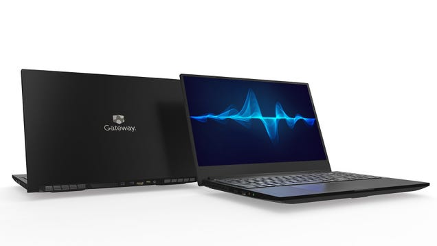 Gateway Is Back and Making Laptops