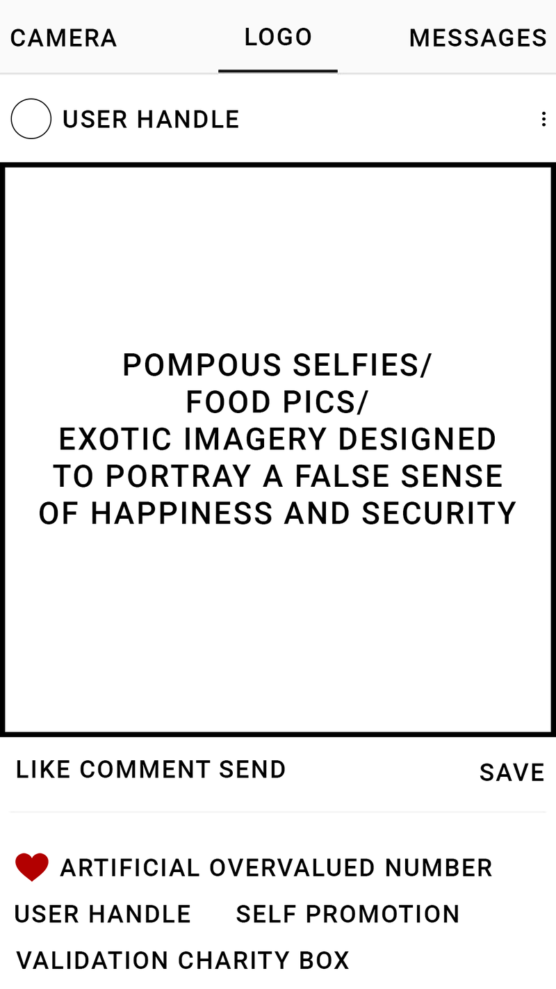 Illustration for article titled Instagram, summarized
