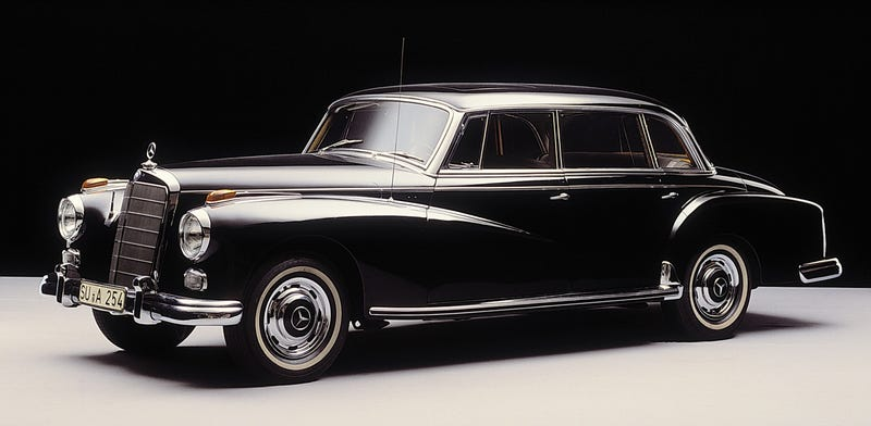 1960 Mercedes Benz typ 300 d Limo
