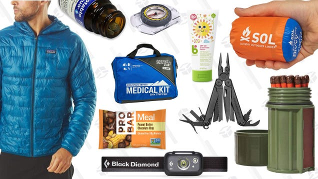 The Ten Essentials for Hiking: Don t Head Into the Woods Without These Items