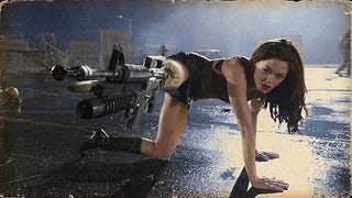 Illustration for article titled All The Single (Legged) Ladies: If You Like It Then You Should Put a Machine Gun On It
