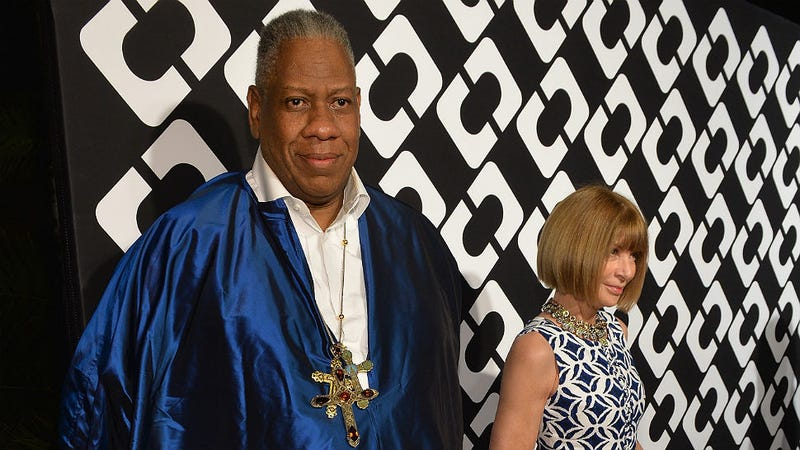 Illustration for article titled Fashion Icon André Leon Talley Wears Uggs, And We Are All Vindicated!