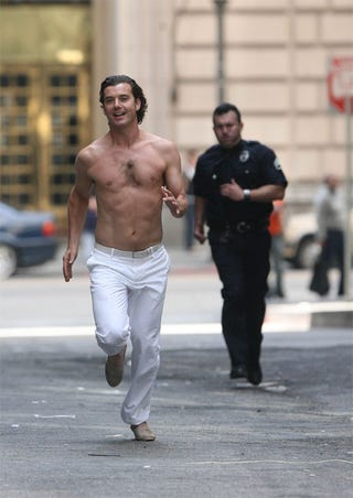 Illustration for article titled Gavin Rossdale: Hot To Trot