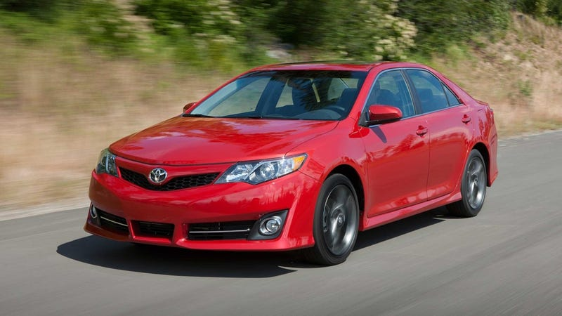 Illustration for article titled Toyota Wants A Camry That Doesn't Look So Horrendously Boring