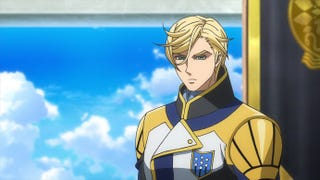 """Illustration for article titled Gundam: Iron-Blooded Orphans - """"The Man Who Holds the Soul"""" -Episode 44 Impressions"""