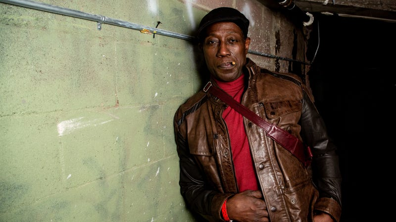 Illustration for article titled Wesley Snipes is Coming 2 America, too