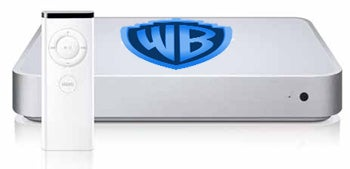 Illustration for article titled Warner Bros. to Release Movies for Apple TV and On Demand Same Day as DVD