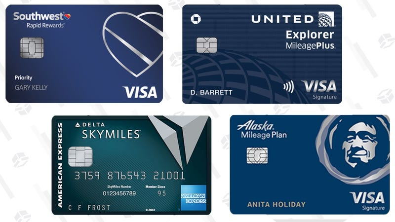 Alaska Credit Card Login >> These Are Our Readers Four Favorite Airline Credit Cards