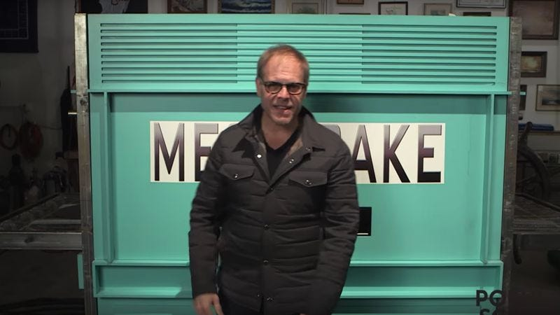 (Image: Alton Brown, Popular Science, YouTube)