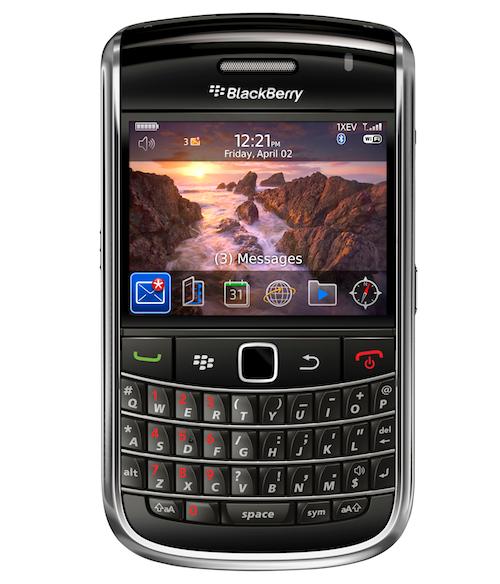 blackberry bold 9650 the new blackberry to buy on verizon and sprint rh gizmodo com BlackBerry Bold Touch 9900 BlackBerry Curve 9320
