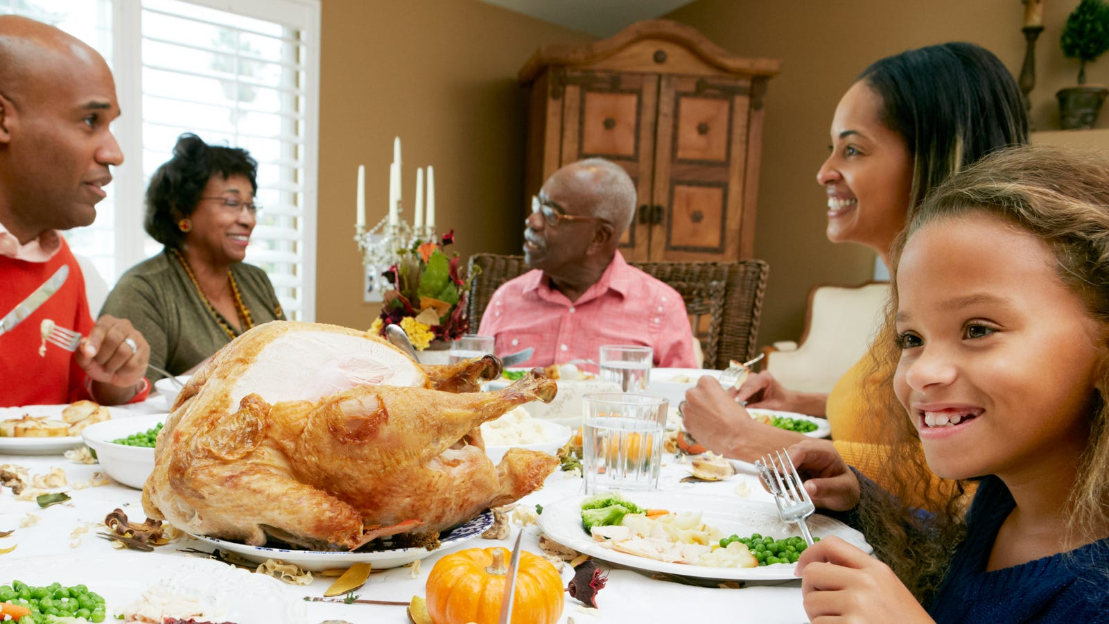 The Caucasian's Guide to Black Thanksgiving, Part 1: The Guest List