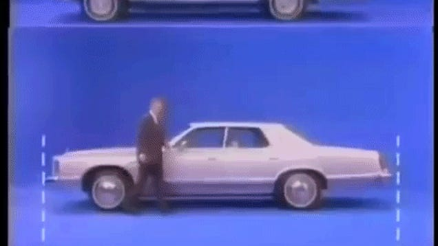 The 1977 Ford LTD Is Anything But Down-Sized