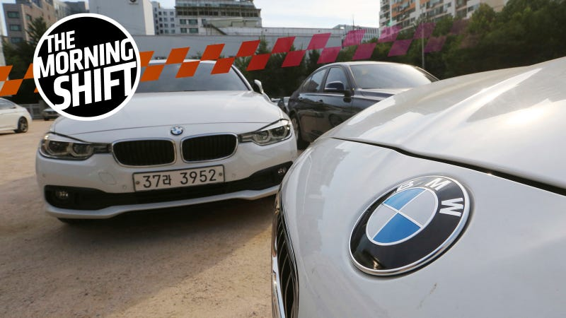 Illustration for article titled 20,000 BMWs to Be Banned in South Korea for Engine Fire Fears