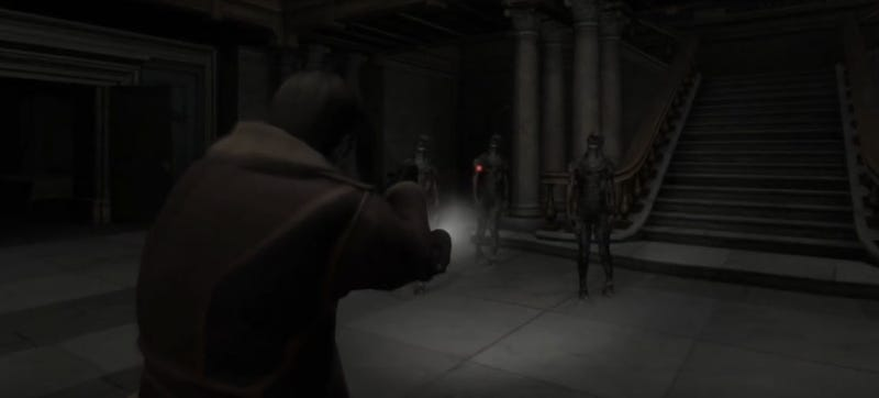 Illustration for article titled Cancelled Version OfResident Evil 4 Gets Playable Demo