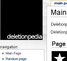 Illustration for article titled DeletionPedia Compiles Deleted Articles from Wikipedia