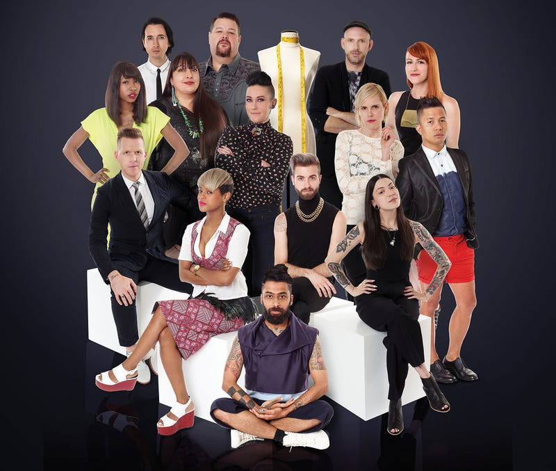 Illustration for article titled Project Runway : All Stars Season IV, Episode 2 Recap