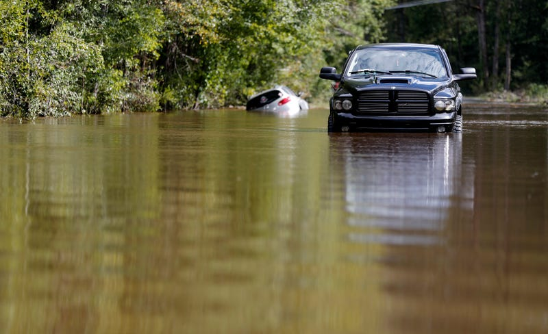 Illustration for article titled Mother of 1-Year-Old Who Died in Hurricane Florence Floodwaters Charged With Involuntary Manslaughter