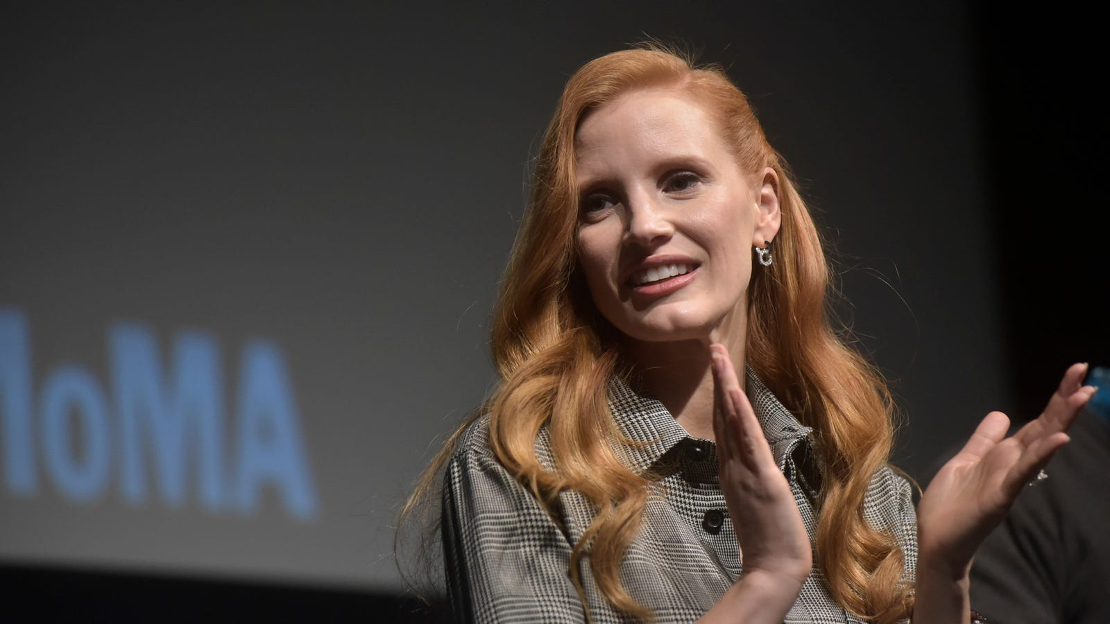 "A ""well-known actor"" told Jessica Chastain to stop speaking out about sexual harassment"