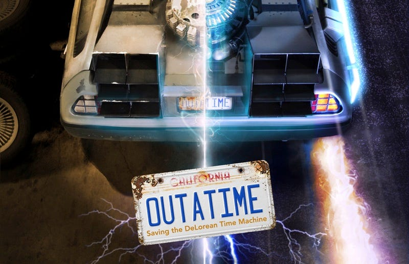 Illustration for article titled Free Screening in LA: The Back to the Future Documentary About the DeLorean