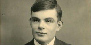 Illustration for article titled Alan Turing's Hidden Manuscript Just Sold For $1 Million