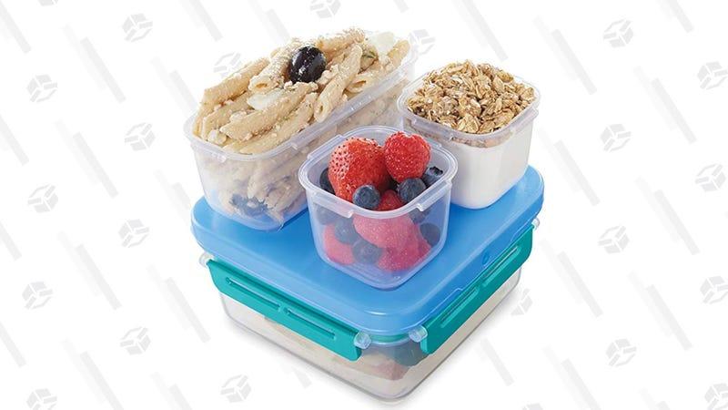 Rubbermaid LunchBlox Leak-Proof Container Set | $12 | Amazon