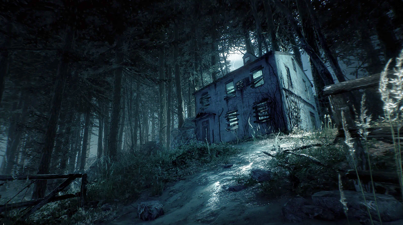 Illustration for article titled Unlike The Movie, The Blair Witch Game Doesn't Seem So Scary