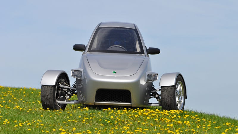 Illustration for article titled Elio Motors Scores Deal To Rent Plant To Build $6,800 Three-Wheelers