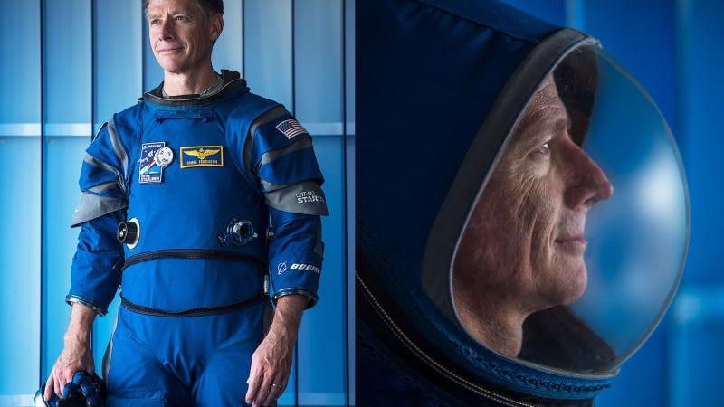 Esto es lo que cuesta y el tiempo que hace falta para hacer un traje de astronauta