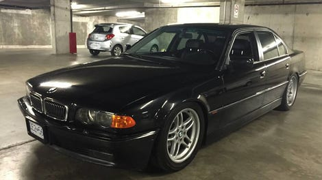 For $21,000, Could This M5-Imbued 2000 BMW 740i Be Your Ultimate ...