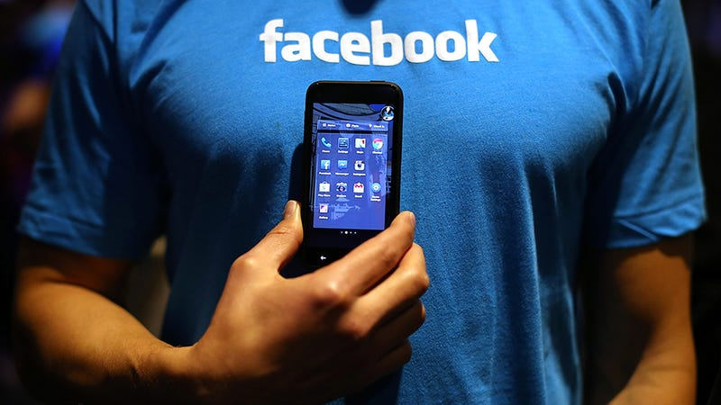 Facebook App Is Killing Your Phone's Battery