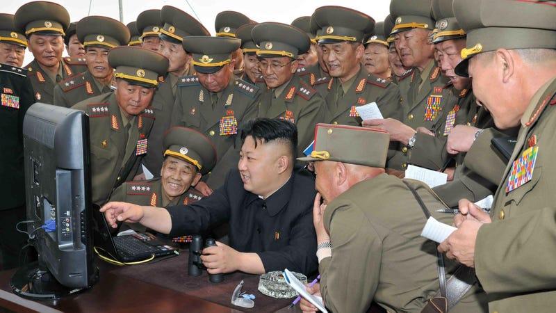 Illustration for article titled Corea del Norte lleva más de 9h sin Internet por un posible ataque