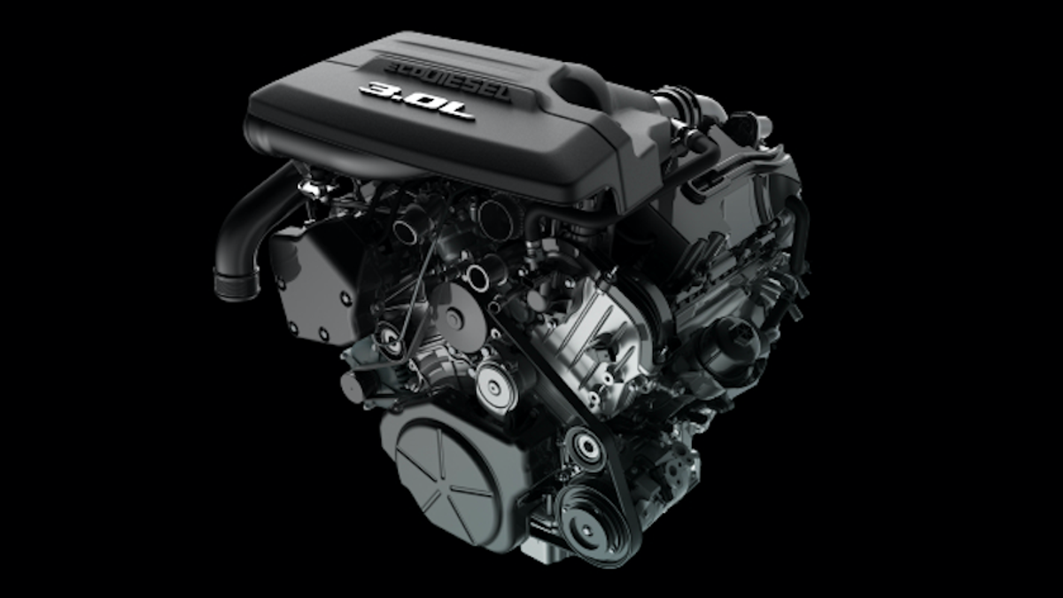The New Ram 1500 Finally Gets the EcoDiesel and Now It Makes
