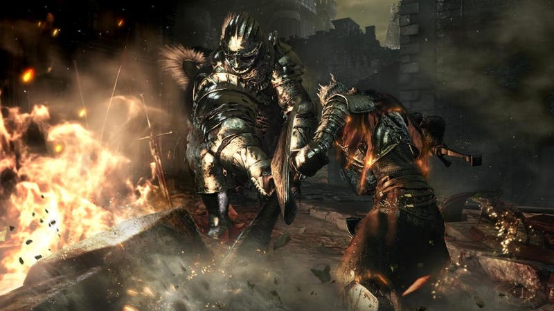 Illustration for article titled Dark Souls 3 Isn't The Last Game, Devs Say
