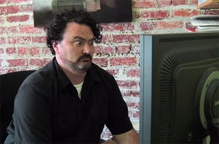 Illustration for article titled Tim Schafer To Make Legendary Late Night TV Appearance
