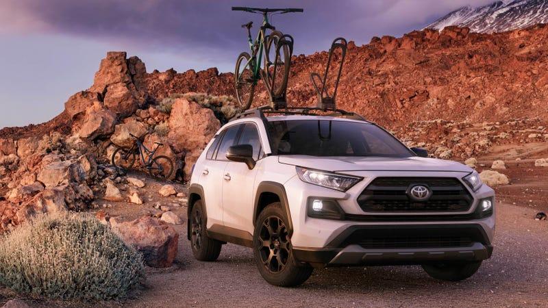 All Photos: Toyota