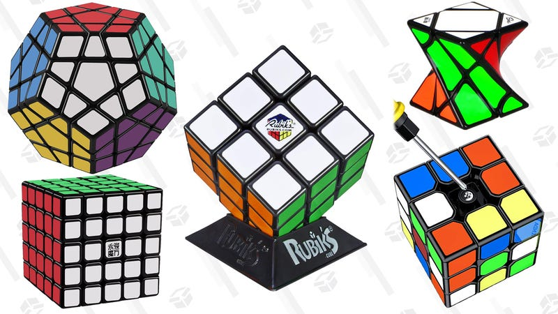 Explore The Wide World of Premium Rubik's Cubes and Twisty Puzzles