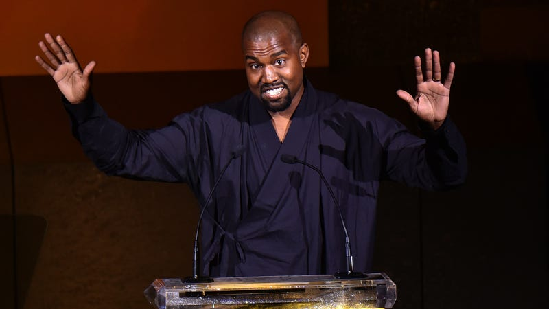 """Illustration for article titled Pornhub and Kanye West are reportedly in the midst of """"insane negotiations"""""""