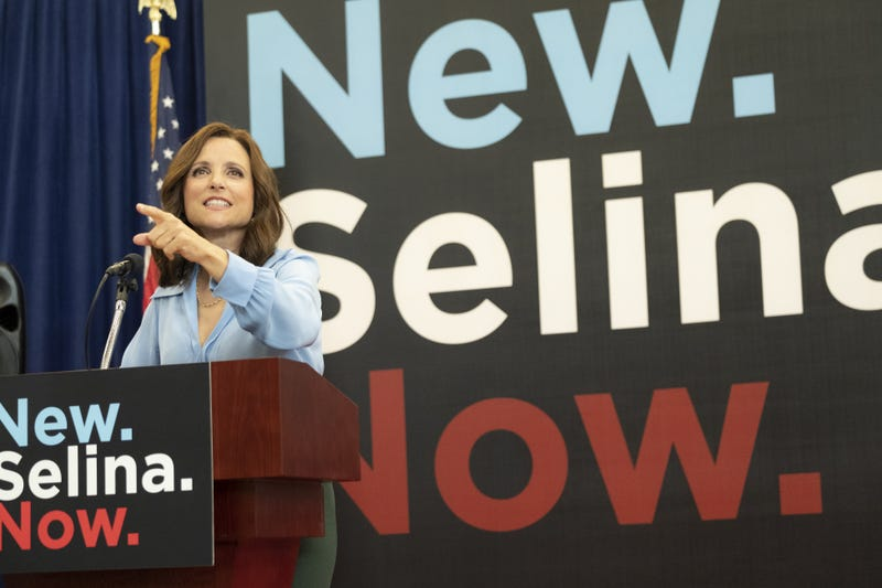 Illustration for article titled Veep doubles down as Selina finds her new brand: Misogyny