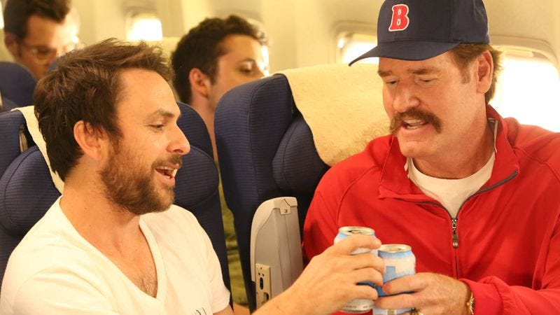 Charlie Day, Wade Boggs (FXX)