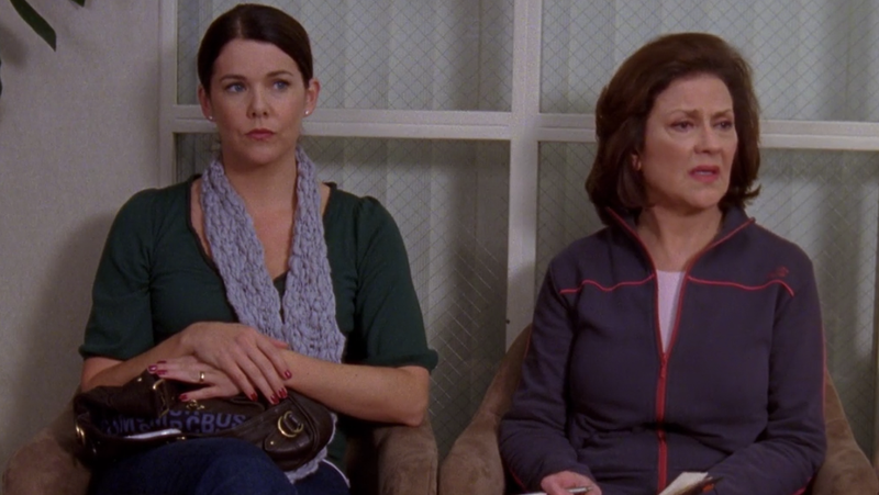 Illustration for article titled Gilmore Girls excels when it goes back to focusing on family