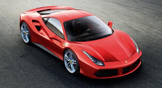 Illustration for article titled Ferrari 488 GTB: This Is It