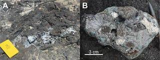 De basura a mineral: este nuevo tipo de roca está formada por plástico