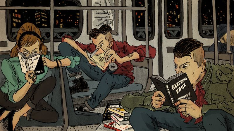 Illustration for article titled Our favorite books of the year