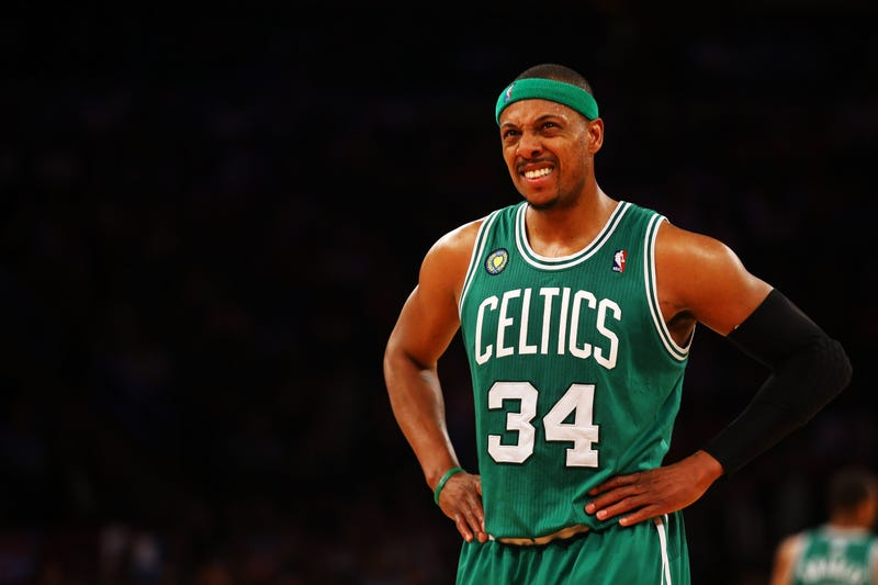 Paul Pierce Is a Petty Diva. He s Not Entirely Wrong but Still ... ecb918601