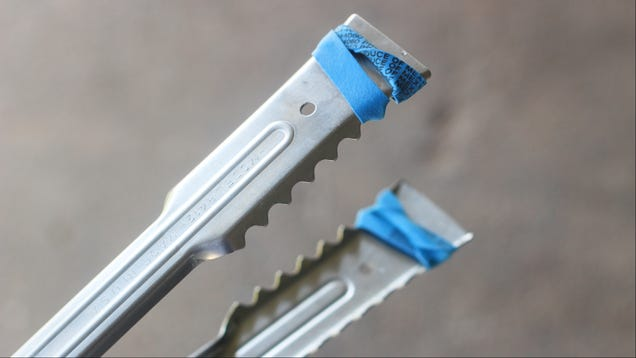 How to Give Your Kitchen Tongs More Grip